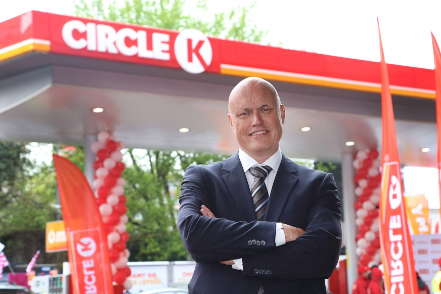 Jørn Madsen, Executive Vice President, CEE & Ireland, Circle K AS.