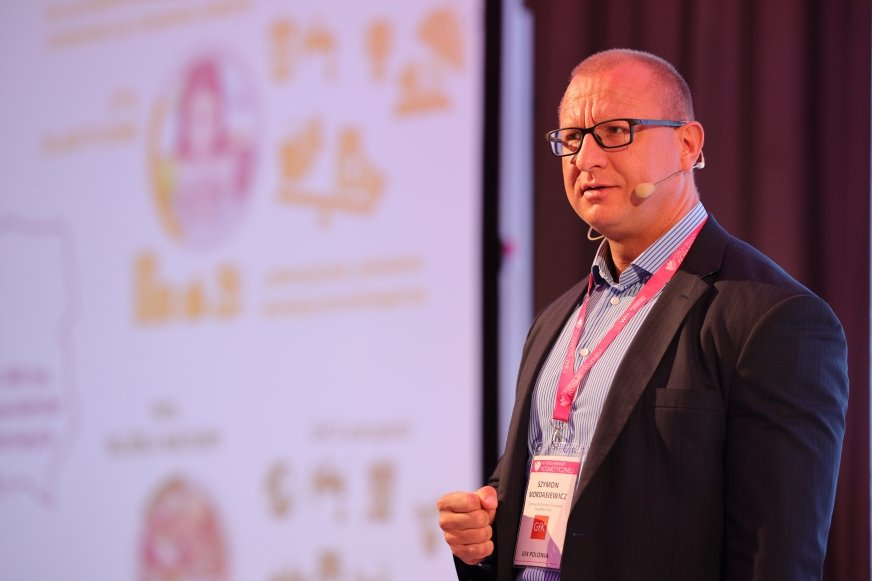 Szymon Mordasiewicz, commercial director consumer panel & services wGfK Polonia