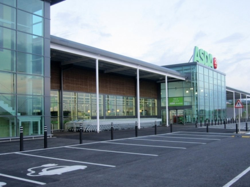Asda Supercentre w Inverness