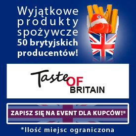 Binaria - Taste of Britain - Rectangle (17-24.09.2019)